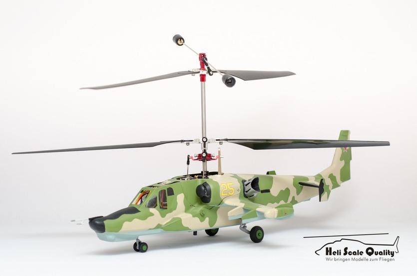 Kamov Ka-50 Werewolf / Black Shark