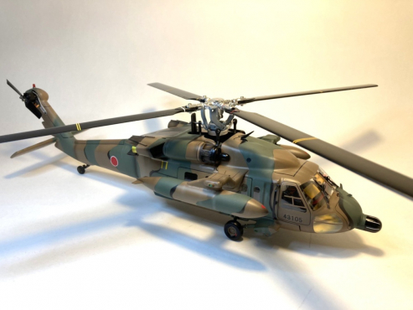 Sikorsky UH-60 Black Hawk 1:35