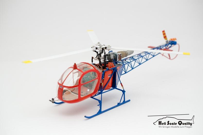 Sud Aviation SA 315B Lama 1:32
