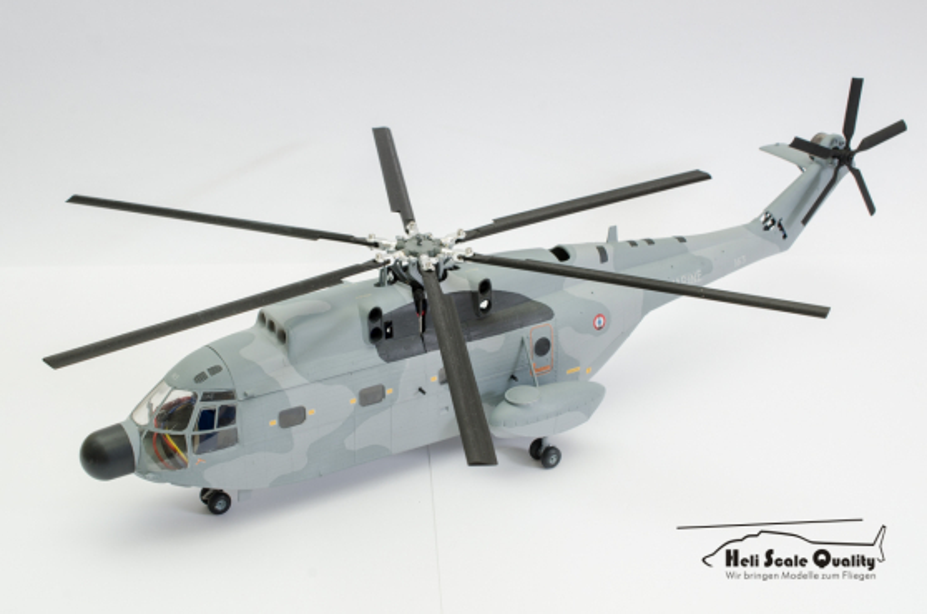 Sud Aviation SA 321 Super Frelon 1:35