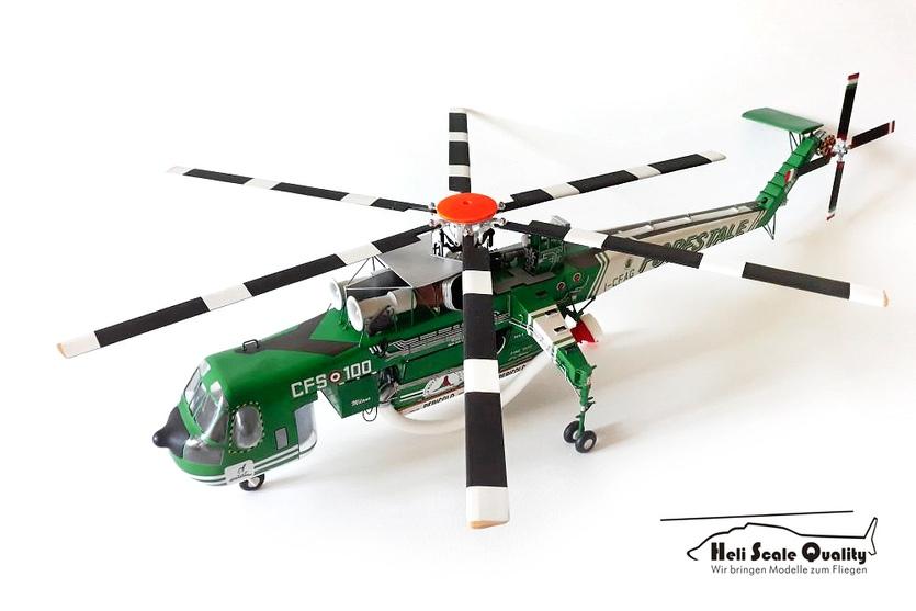 Sikorsky S-64F Skycrane / CH-54