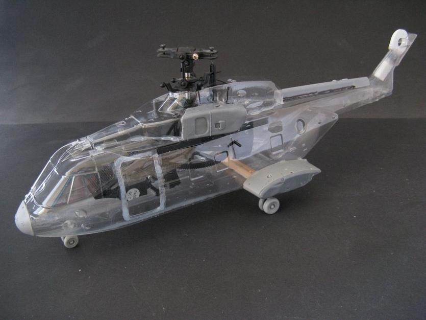AgustaWestland AW 101 Merlin / CH-149 Cormorant / EH 101 HM1 Merlin 1:48