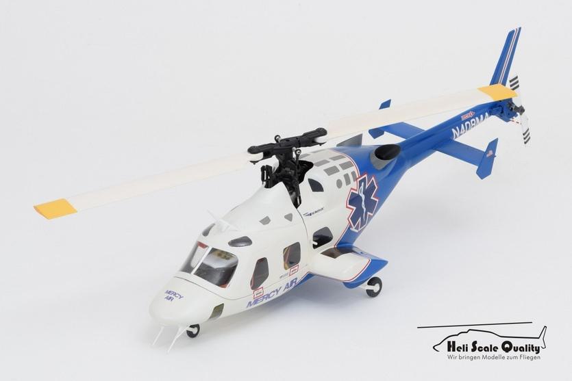 Bell 222 1:24