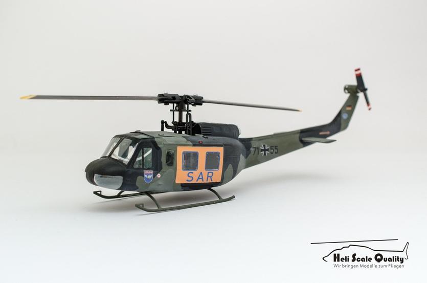 Bell UH-1D/H Iroquois / CH-118 1:48