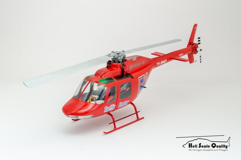 Bell 206 Jet Ranger 1:24