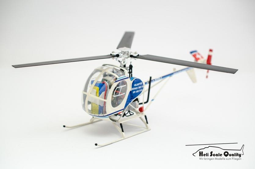 Hughes 269 / Schweizer 300C / TH-55 Osage 1:32