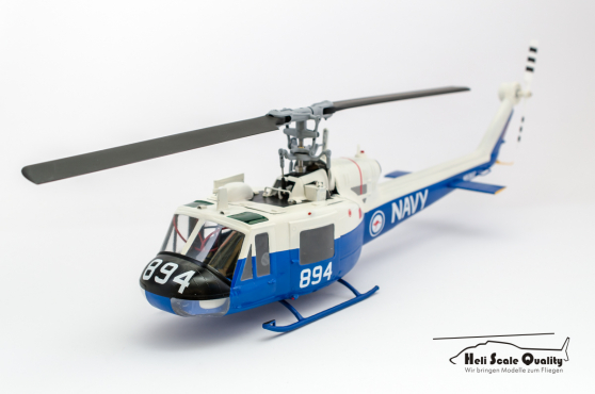Bell UH-1B Huey 1:24