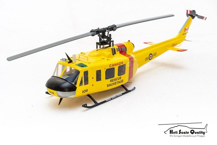 Bell UH-1D/H Iroquois / CH-118 1:24