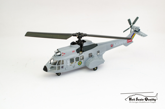 Aerospatiale AS 332 (Airbus Helicopters H215) Super Puma 1:72