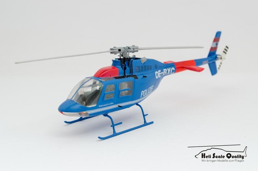 Bell 206 Jet Ranger 1:32