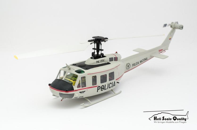 Bell UH-1D/H Iroquois / CH-118 1:32