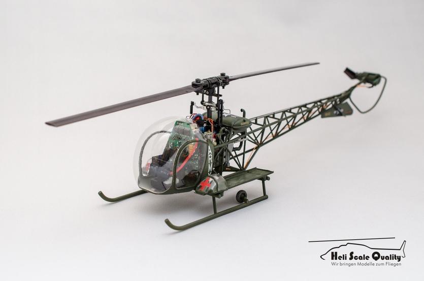 Bell 47D 1:32