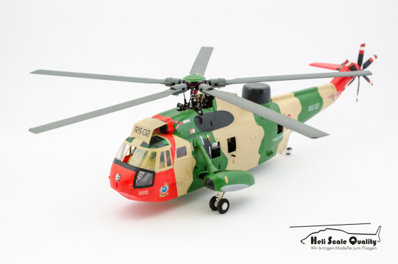 Sikorsky S-61 Sea King 1:35