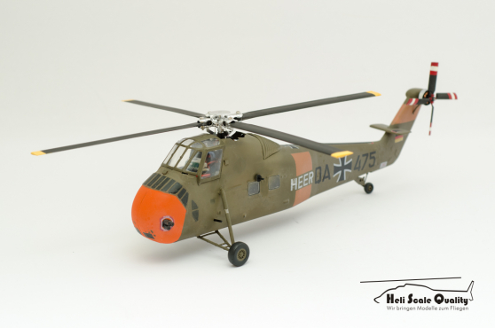 Sikorsky S-58 / H-34G / UH-34D / S-58T