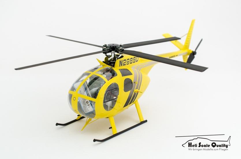 Hughes OH-6A Cayuse 1:24