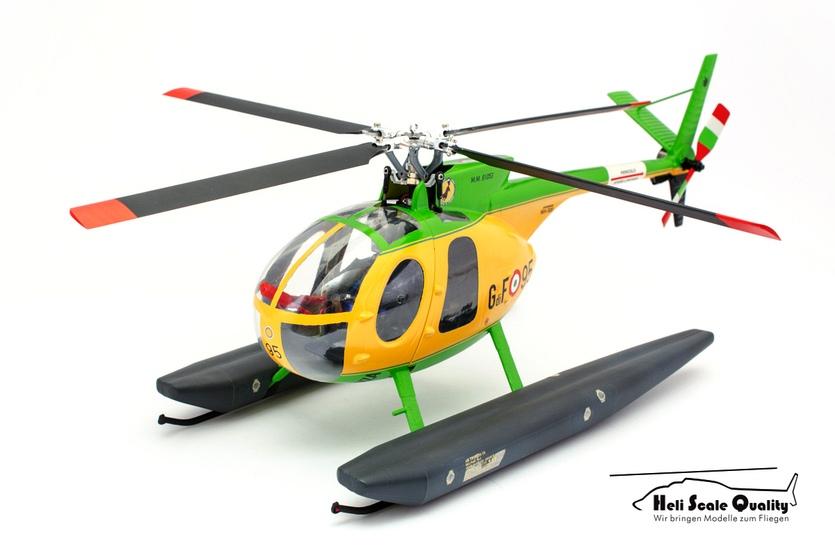 Hughes OH-6A / Hughes 500C / MD 500D 1:18