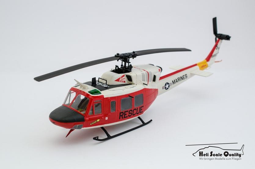 Bell 212 / UH-1N / AB 212 Twin Huey 1:35
