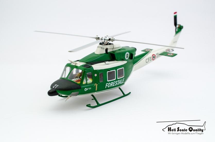 Bell 412 Twin Huey / CH-146 Griffon