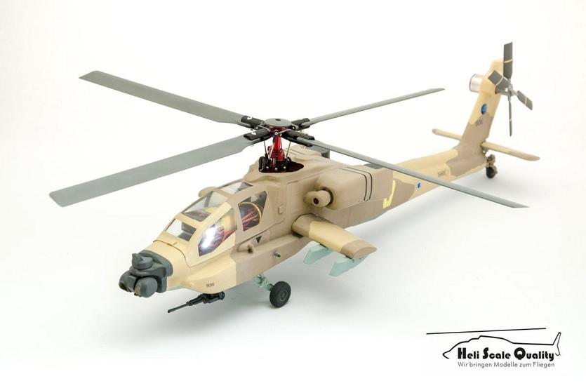 Hughes (Boing) AH-64A Apache 1:32