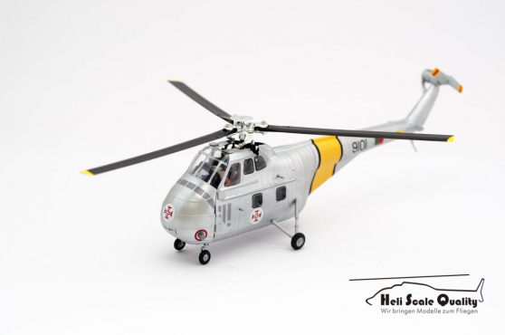 Sikorsky S-55 / H-19 Chickasaw 1:48