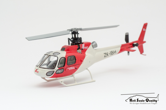 Aerospatiale AS 350 (Airbus Helicopters H125) Ecureuil 1:48