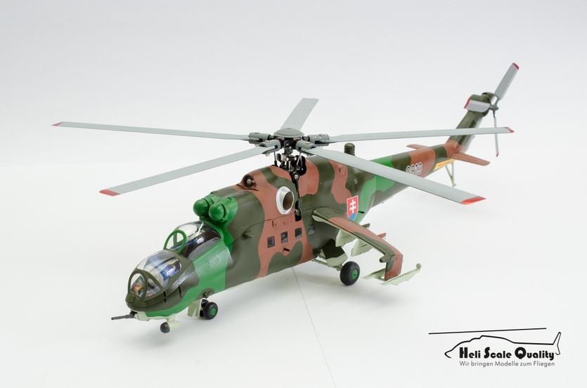 Mil Mi-24 / Mi-35M Hind 1:48