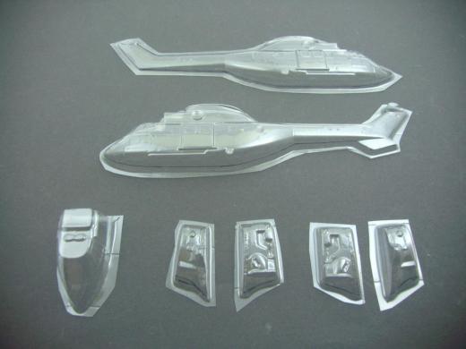 AS 332 - Folieteile 0.2 mm