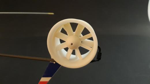 Fenestron / Impeller 36 mm
