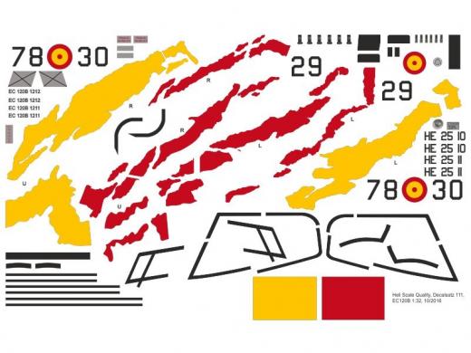 EC 120B - Patrulla ASPA - Decal 111 - 1:32