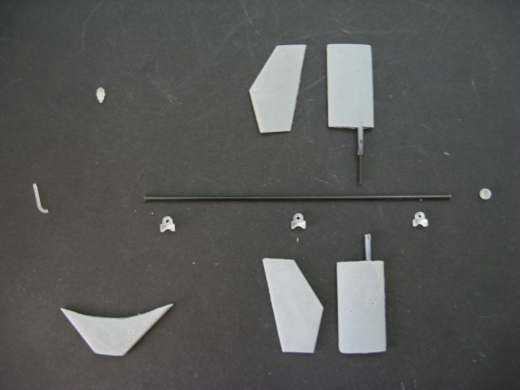 SA 341 - Anbauteile Standard