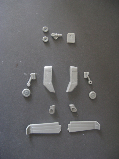 AW 139 - Anbauteile Standard