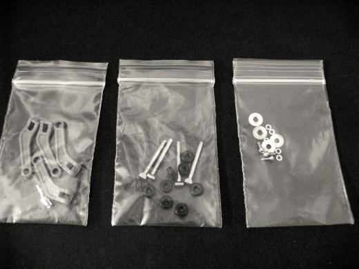 Anlenkungen und Blattlagerwellen für Mehrblattkopf (3)