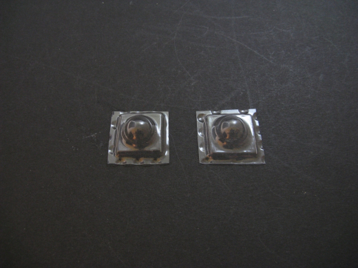 AW 101 - Folieteile Halbkugelfenster - 1:48