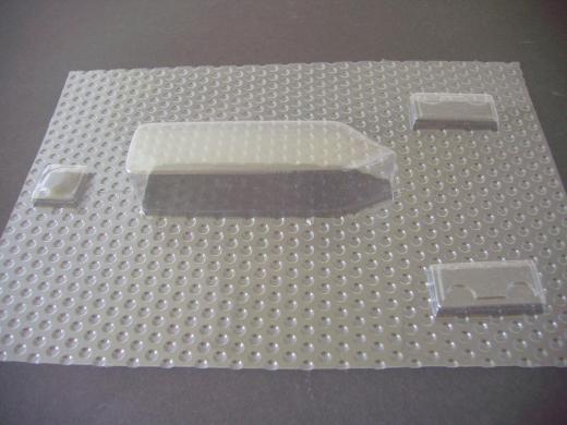 MD 500D - Rumpfunterbau-Behälter