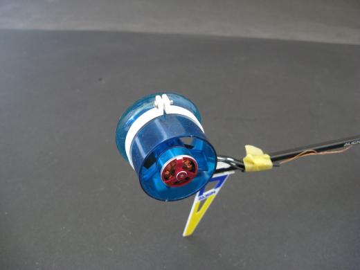Halter Impeller EDF 27 mm TRex 150