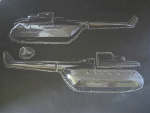 Mi-14 - Folieteile 0.3 mm