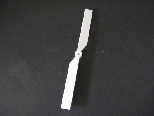 Heckrotor Zweiblatt 80 mm links (UH-1)