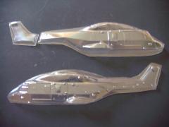 NH90 TTH - Folieteile 0.2 mm
