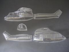 UH-1Y Venom - Folieteile 0.2 mm