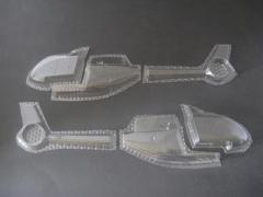 EC 120B - Folieteile 0.2 mm