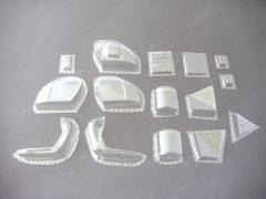 SA 315B Lama - Folieteile 0.2 mm