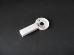 Heckmotorhalter Blade 200S / 230S 5 mm links rechteckig