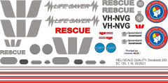 EC 135 - Westpac Rescue - VH-NVG - Decal 293 - 1:18