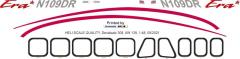 AW 139 - Era - N109DR - Decal 308 - 1:48
