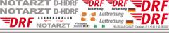 H145 / EC 145T2 - DRF - D-HDRF - Decal 311 - 1:24