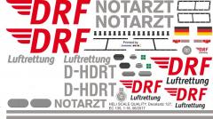 EC 135 - DRF - D-HDRT - Decal 127