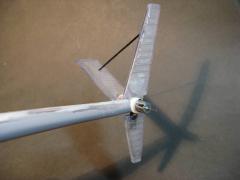 MD 500C - Folieteile V-Leitwerk