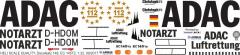 H145 / EC 145T2 - ADAC - D-HDOM - Decal 148 - 1:32