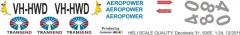 MD 500E - australischer Energiekonzern - VH-HWD - Decal 31 - 1:24