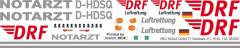 H145 / EC 145T2 - DRF - D-HDSQ - Decal 208 - 1:24